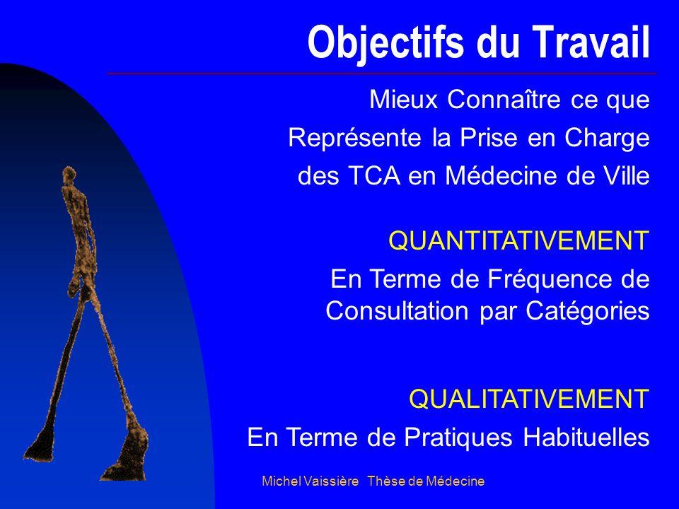Michel Vaissière Thèse de Médecine