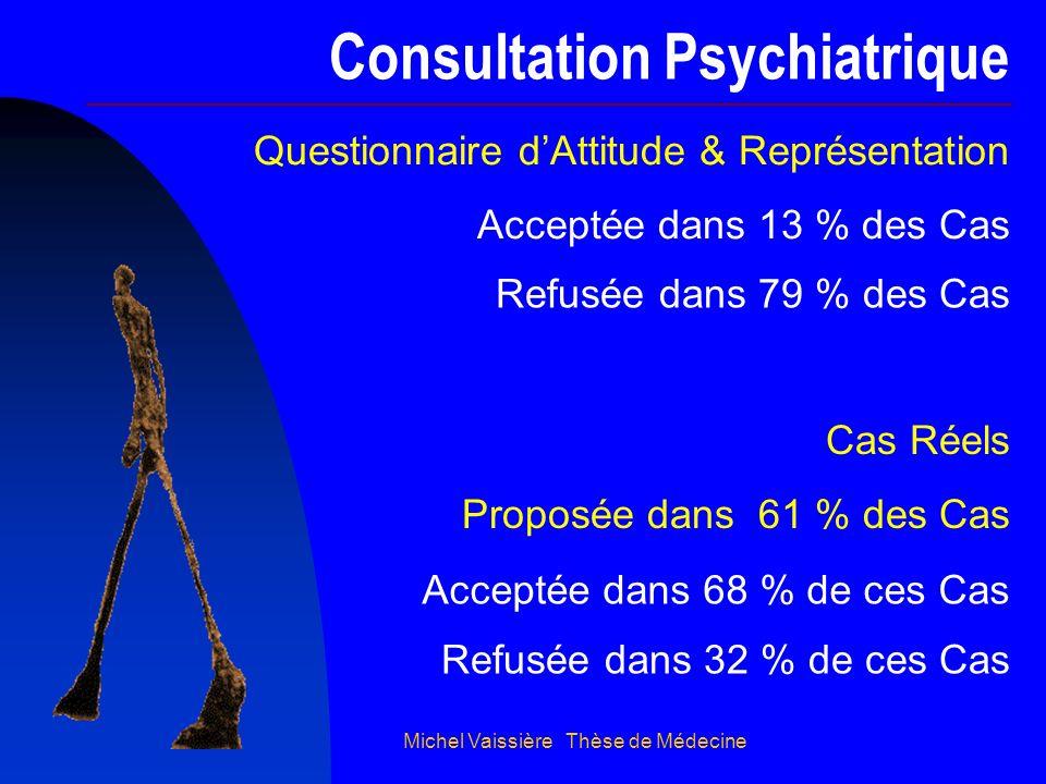 Consultation Psychiatrique