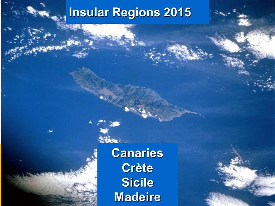 Canaries Crète Sicile Madeire