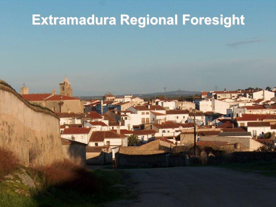 Extramadura Regional Foresight