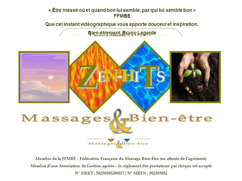« Le massage assis minute® »