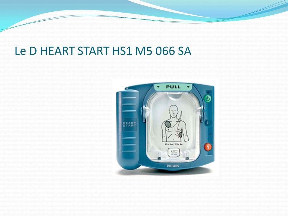 Le D HEART START HS1 M5 066 SA