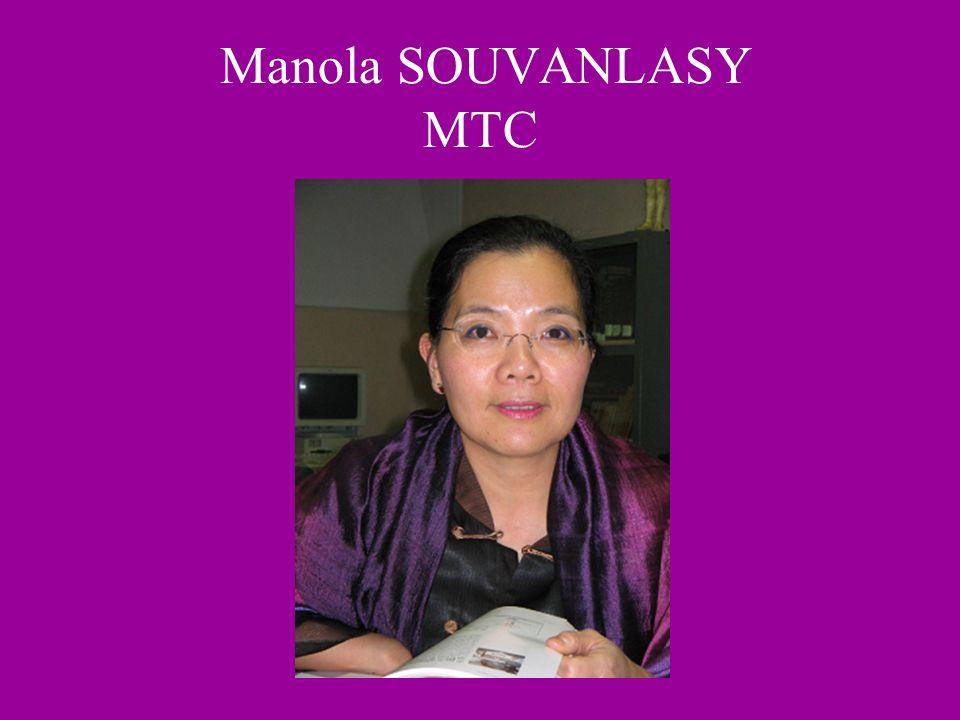 Manola SOUVANLASY MTC