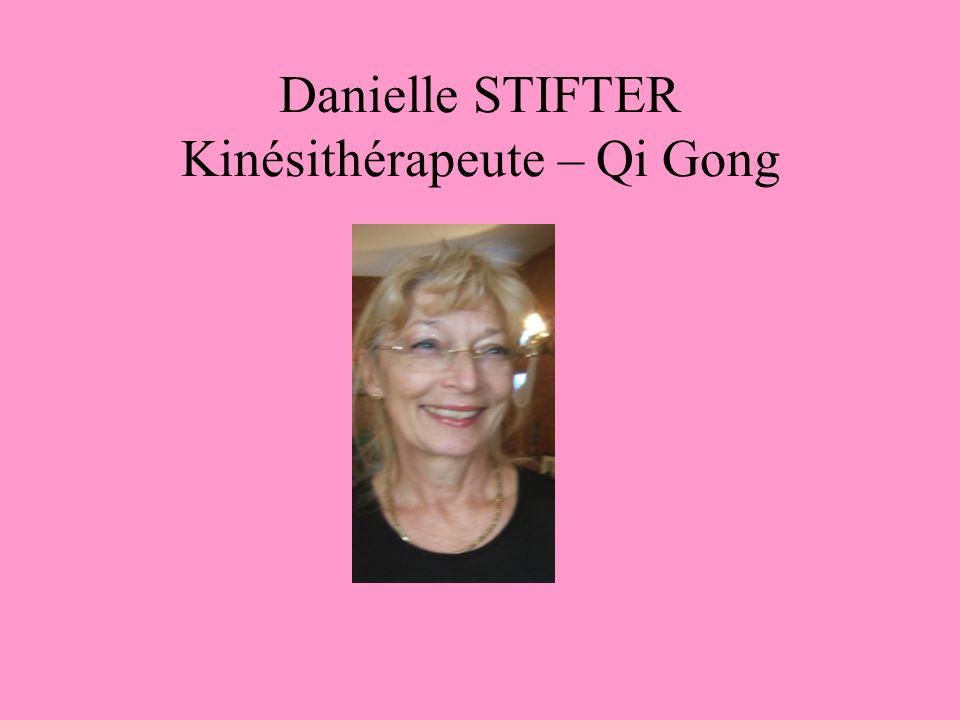 Danielle STIFTER Kinésithérapeute – Qi Gong