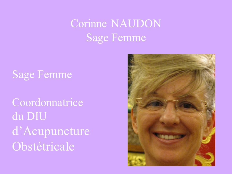 Corinne NAUDON Sage Femme