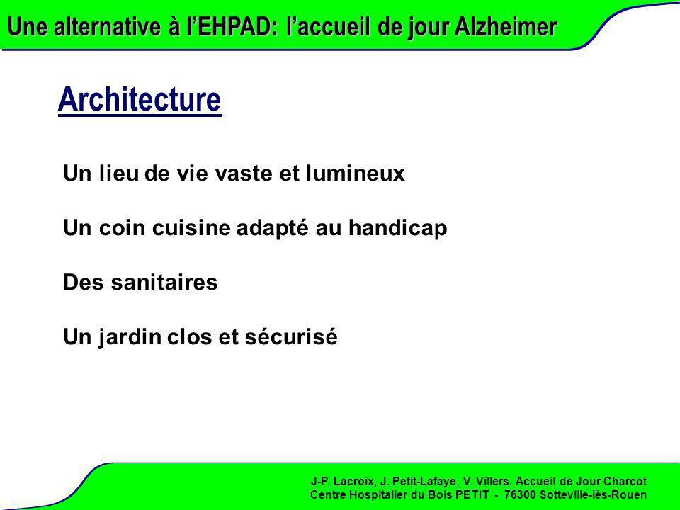 Architecture Une alternative à l'EHPAD: l'accueil de jour Alzheimer
