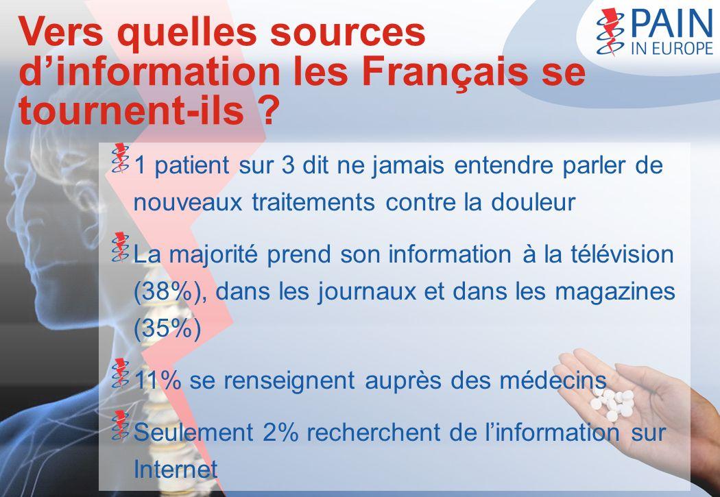 d'information les Français se tournent-ils