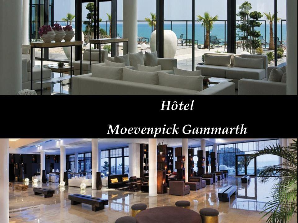Hôtel Moevenpick Gammarth