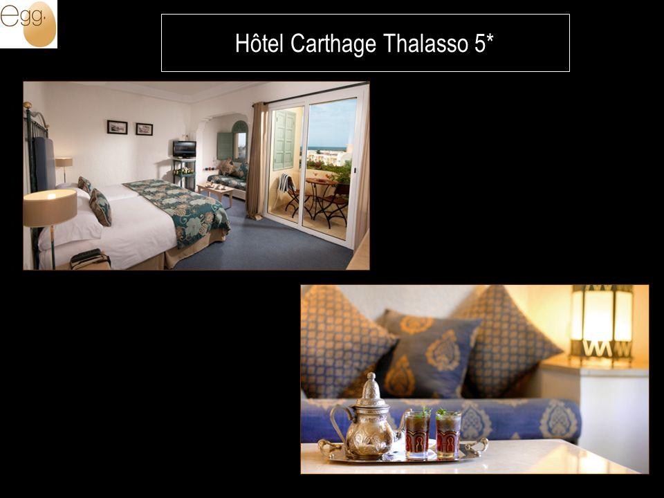 Hôtel Carthage Thalasso 5*