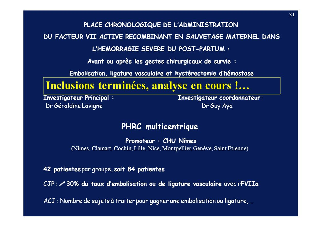 PLACE CHRONOLOGIQUE DE L'ADMINISTRATION