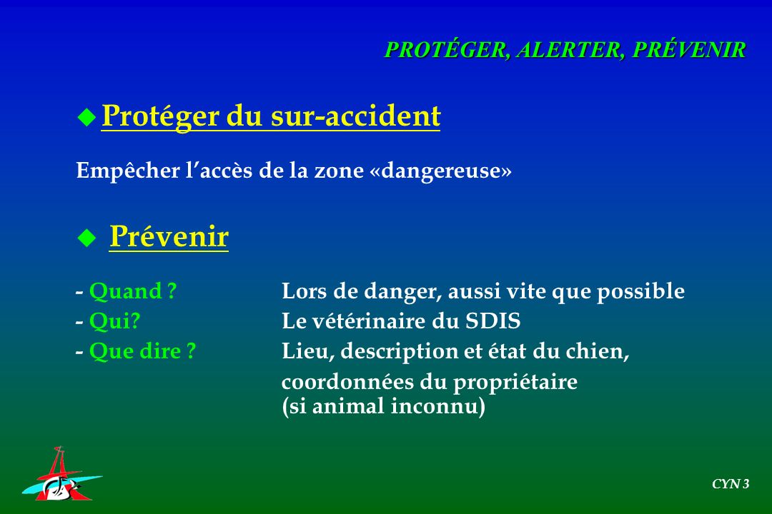 Protéger du sur-accident