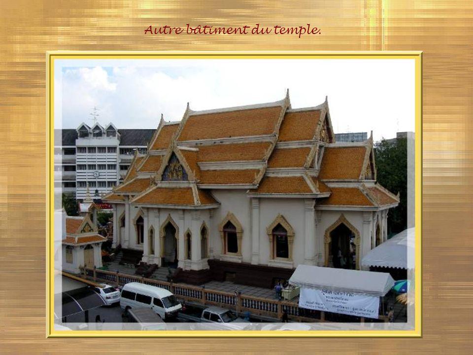 Autre bâtiment du temple.