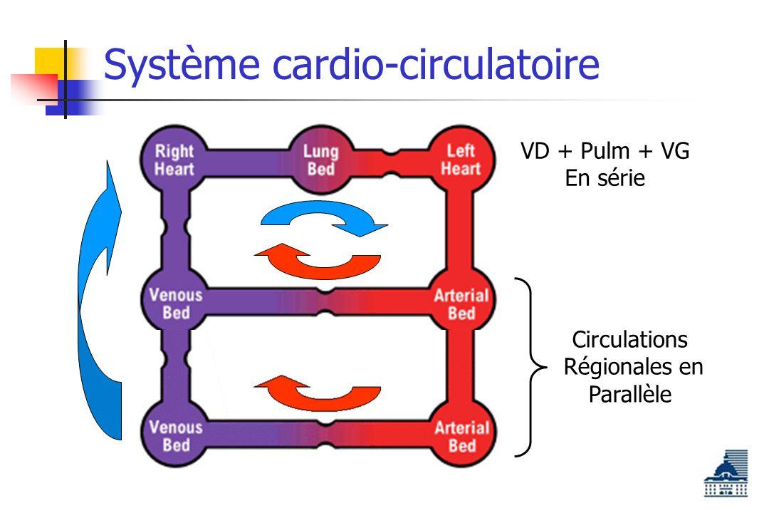 Système cardio-circulatoire