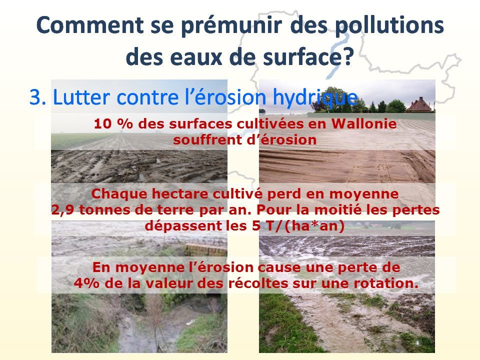 Comment se prémunir des pollutions des eaux de surface
