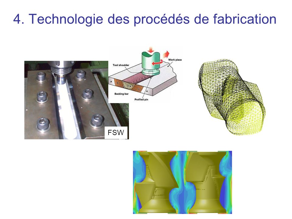 4. Technologie des procédés de fabrication