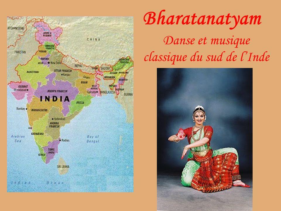 Danse et musique classique du sud de l'Inde