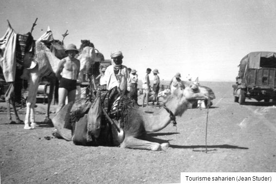 Tourisme saharien (Jean Studer)