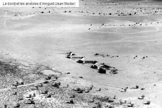 Le bordj et les alvéoles d'Amguid (Jean Studer)