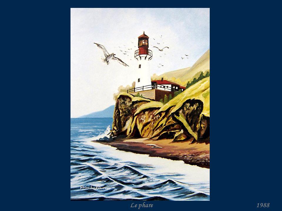 Le phare 1988