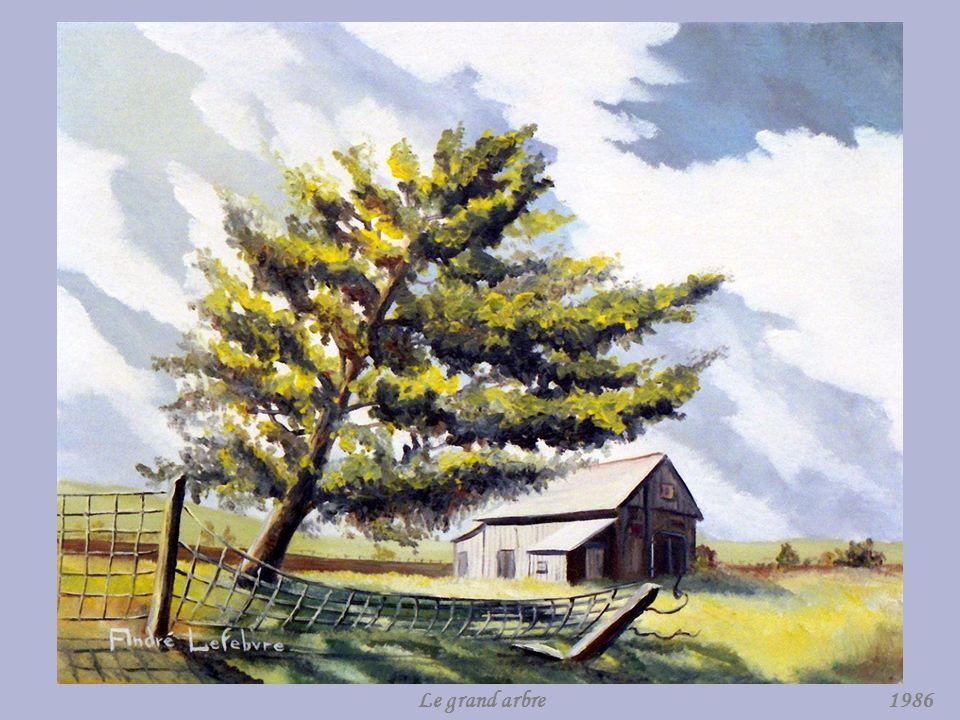 Le grand arbre 1986