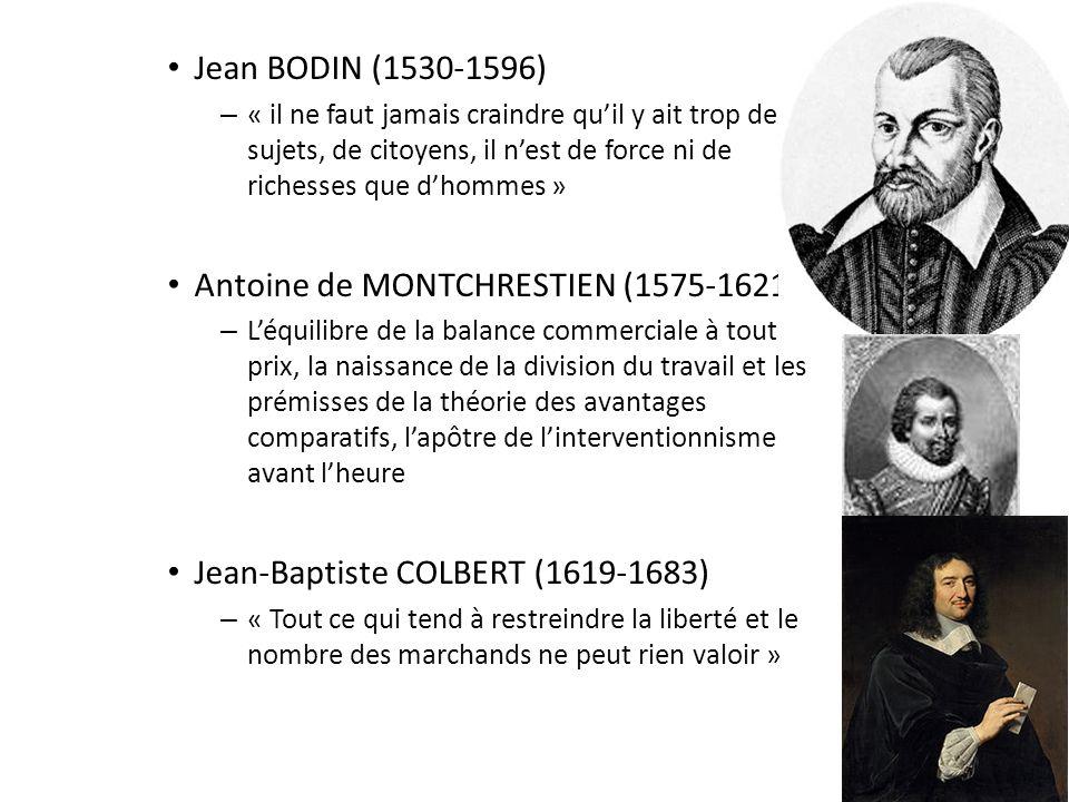 Antoine de MONTCHRESTIEN (1575-1621)