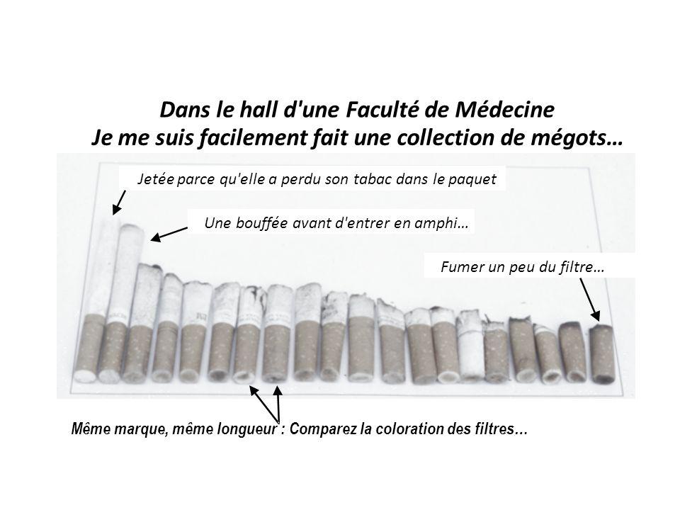 Dans le hall d une Faculté de Médecine