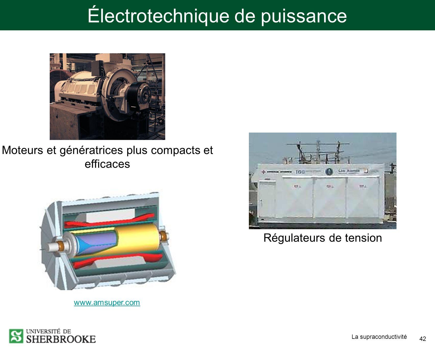Électrotechnique de puissance
