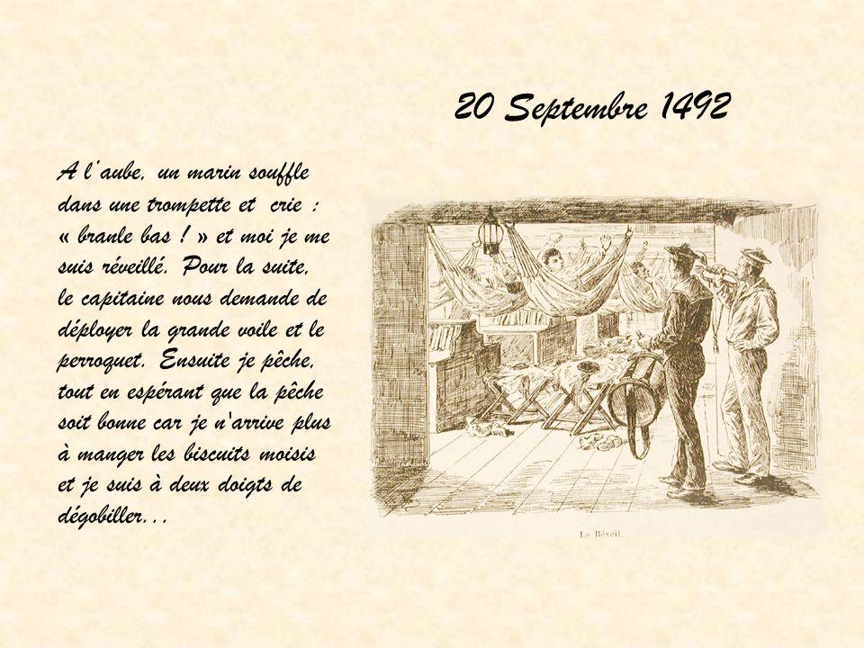 20 Septembre 1492