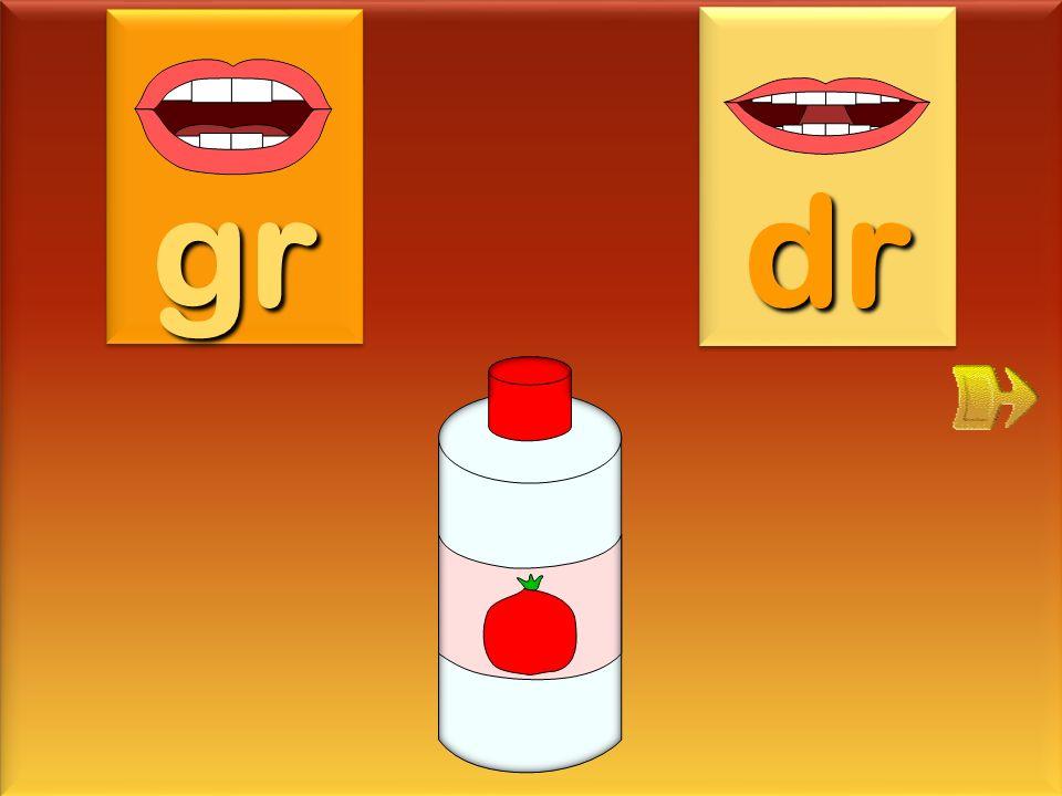 gr dr grenadine