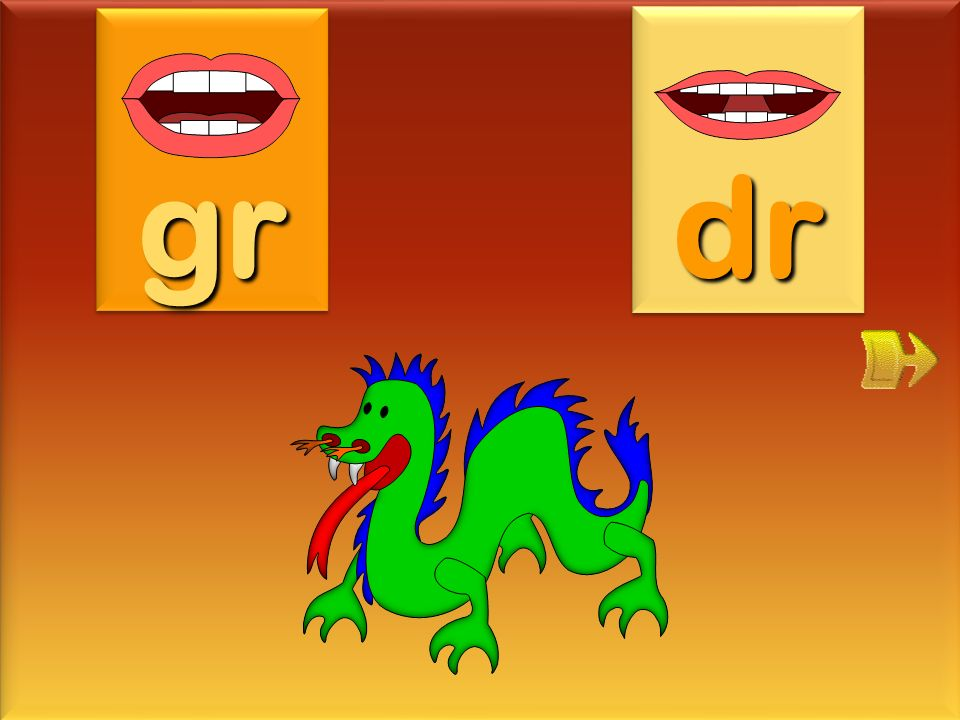 gr dr dragon