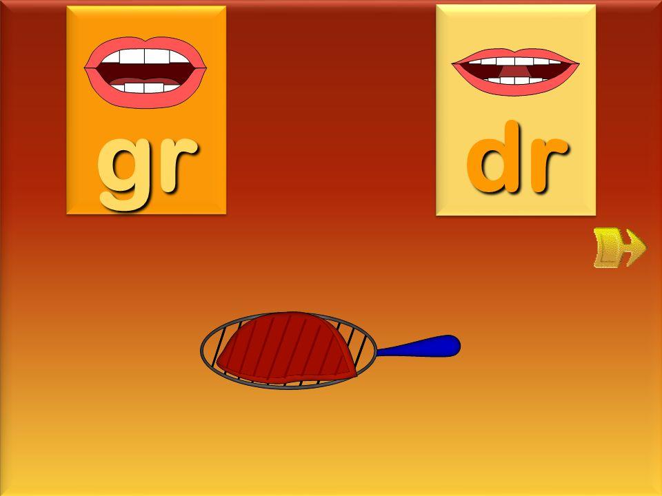gr dr grillade