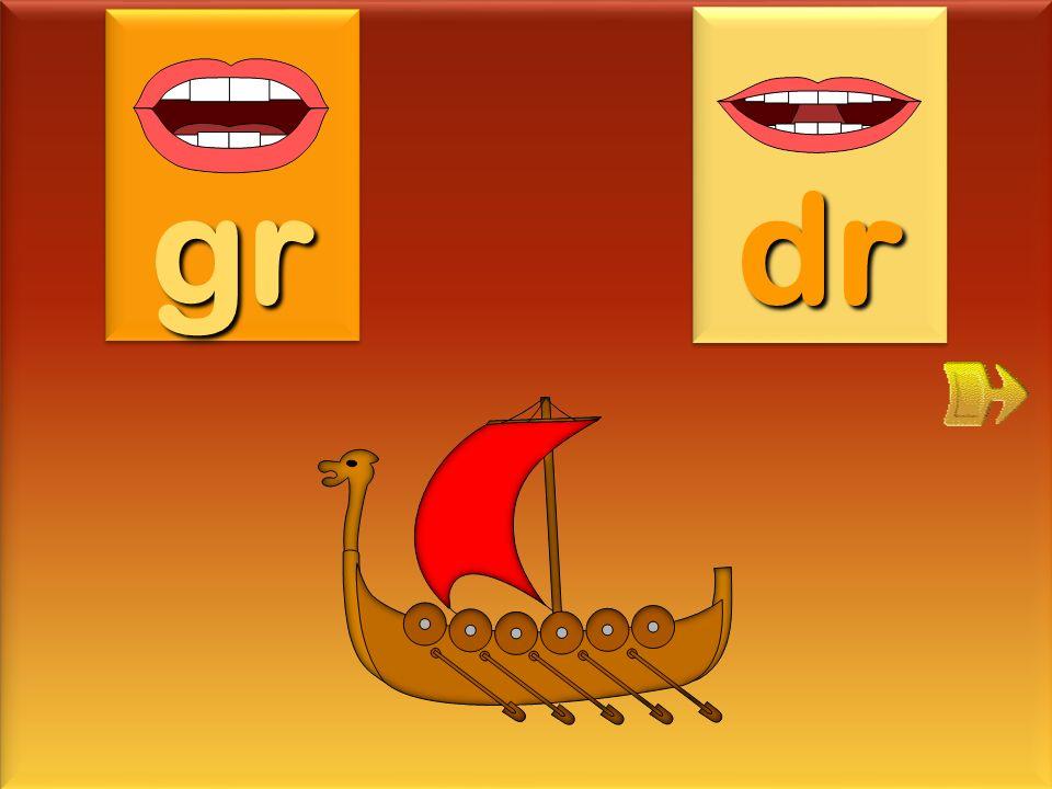 gr dr drakkar
