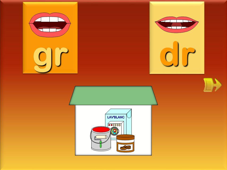 gr dr droguerie
