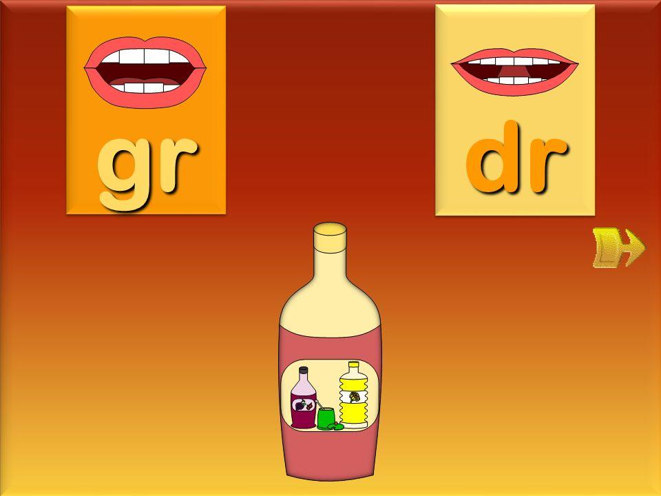 gr dr vinaigr