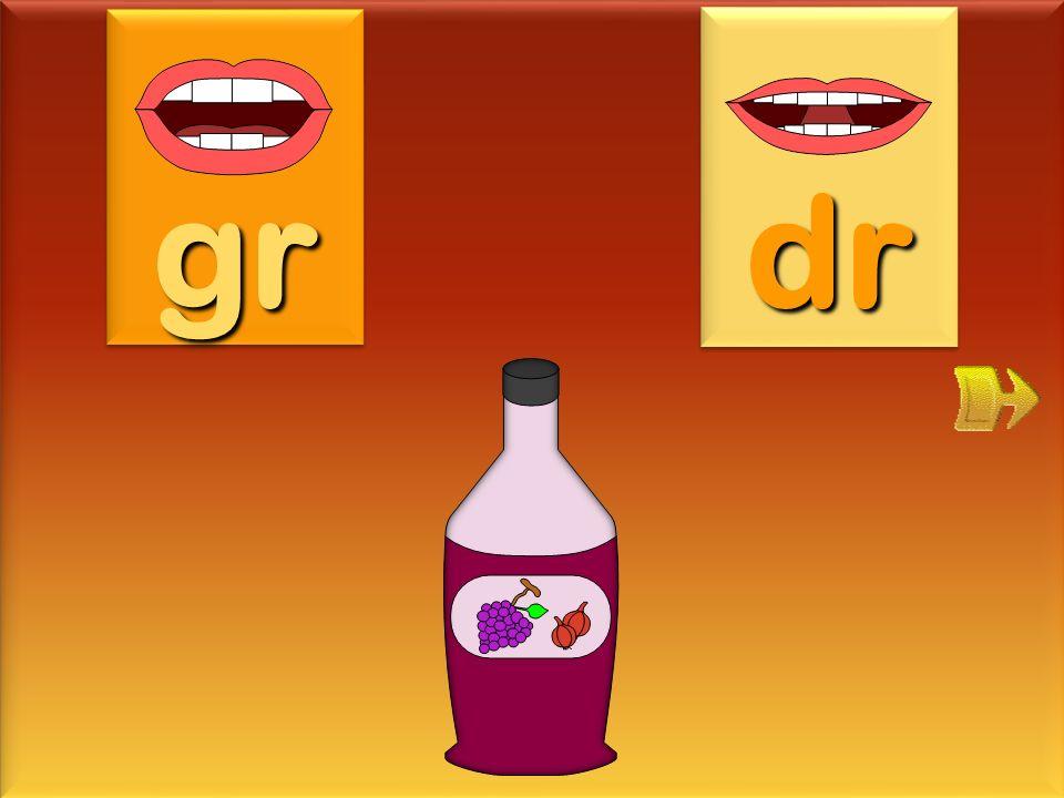 gr dr vinaigre
