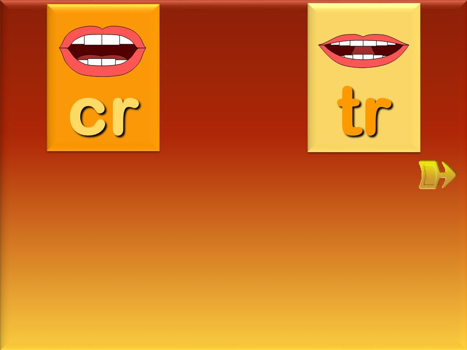 cr tr tr