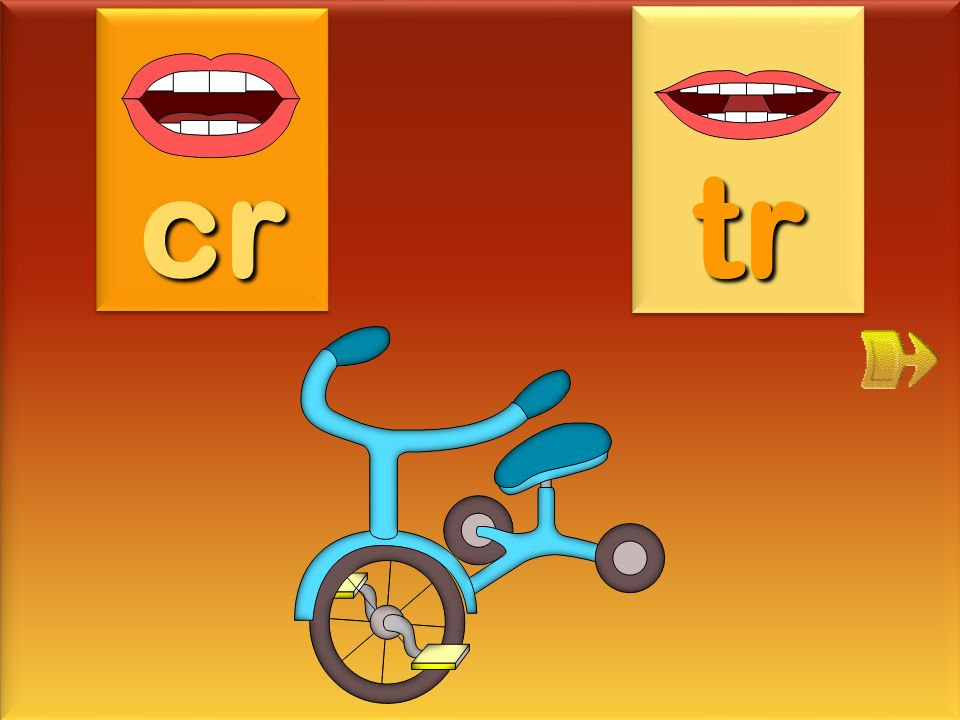 cr tr tricycle