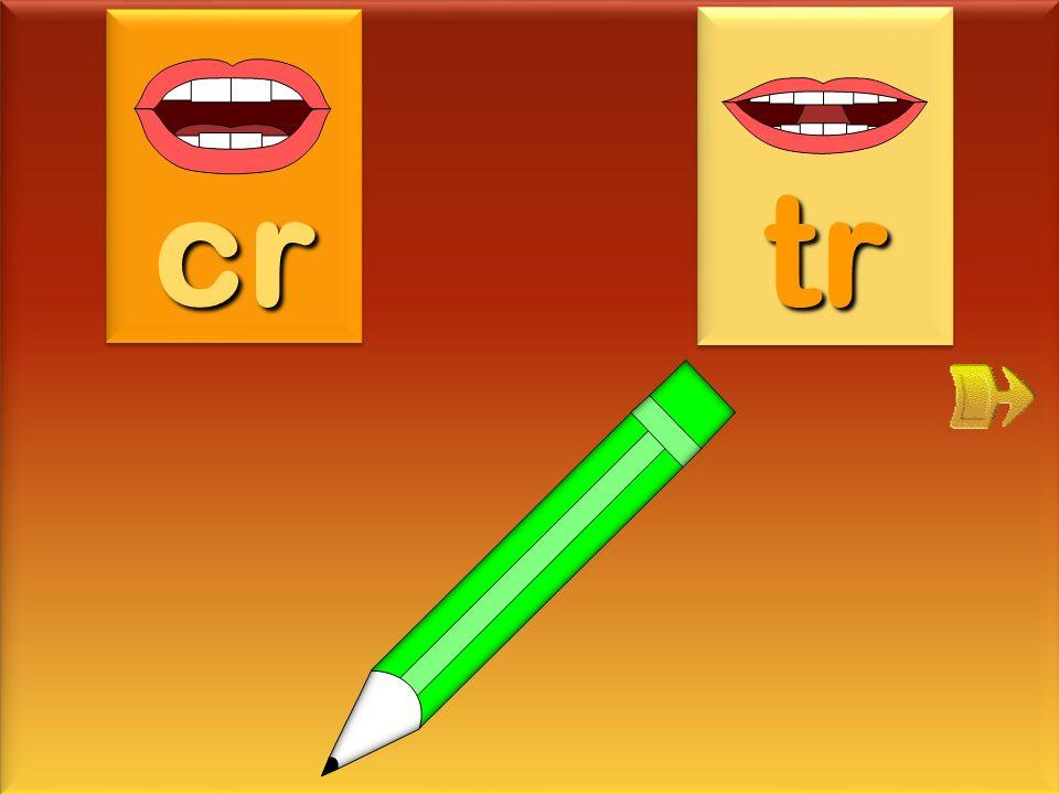 cr tr crayon