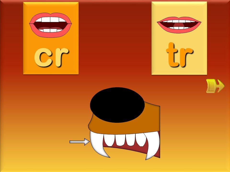 cr tr croc