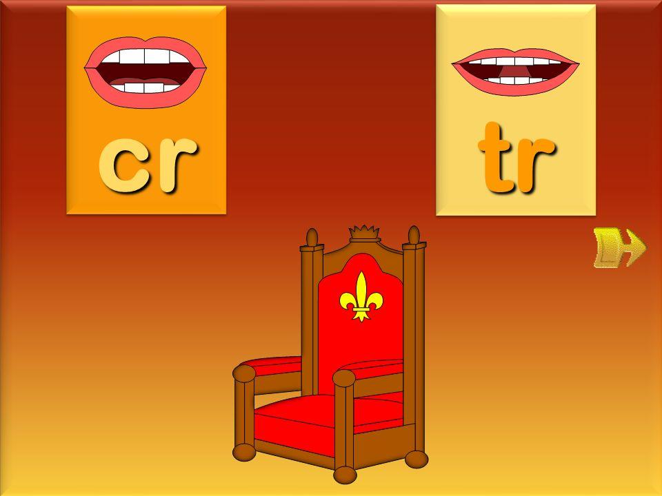 cr tr trône