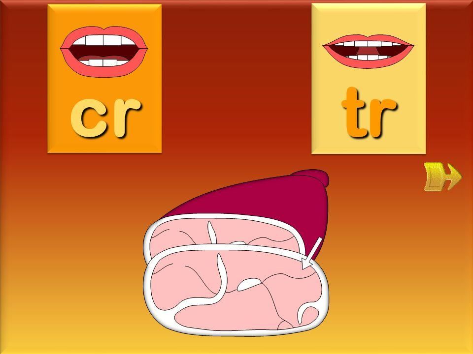 cr tr tranche