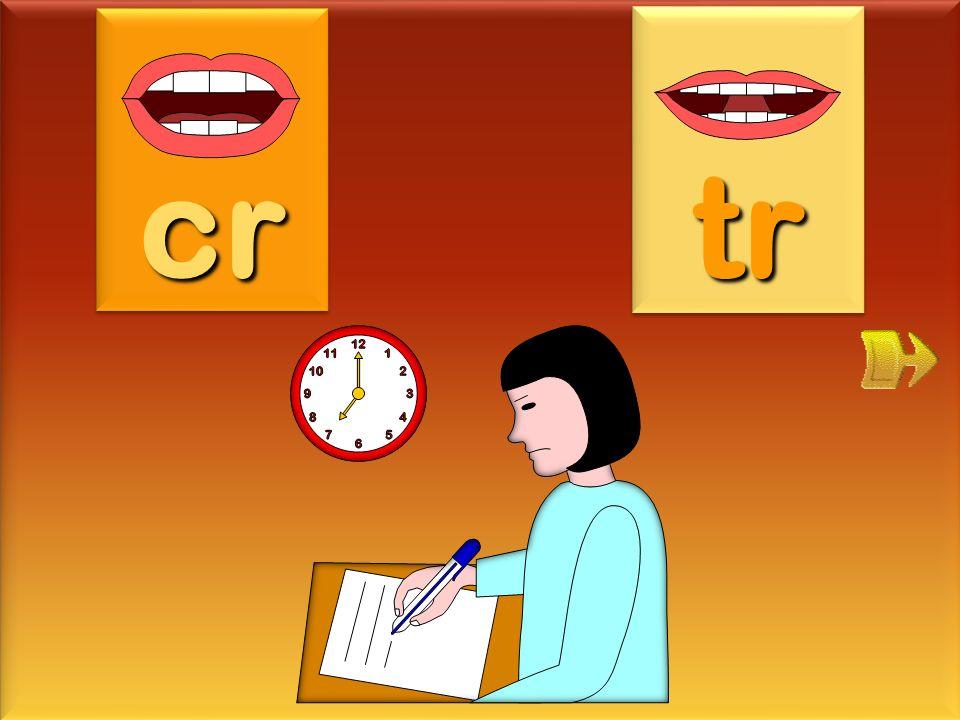 cr tr contrôle