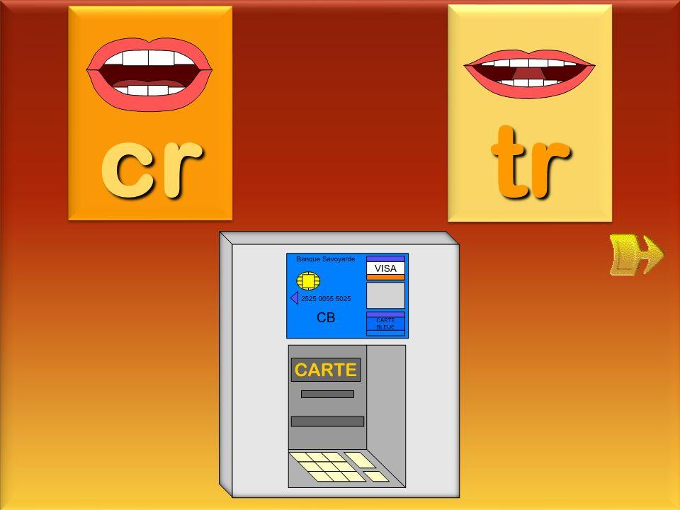 cr tr distributeur