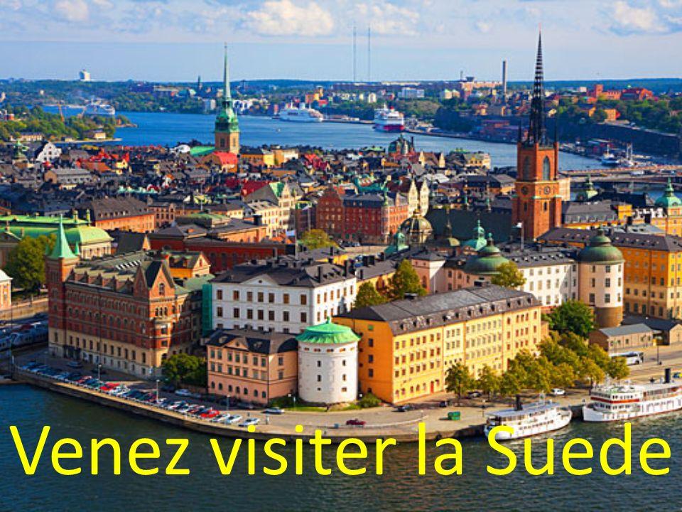Venez visiter la Suede