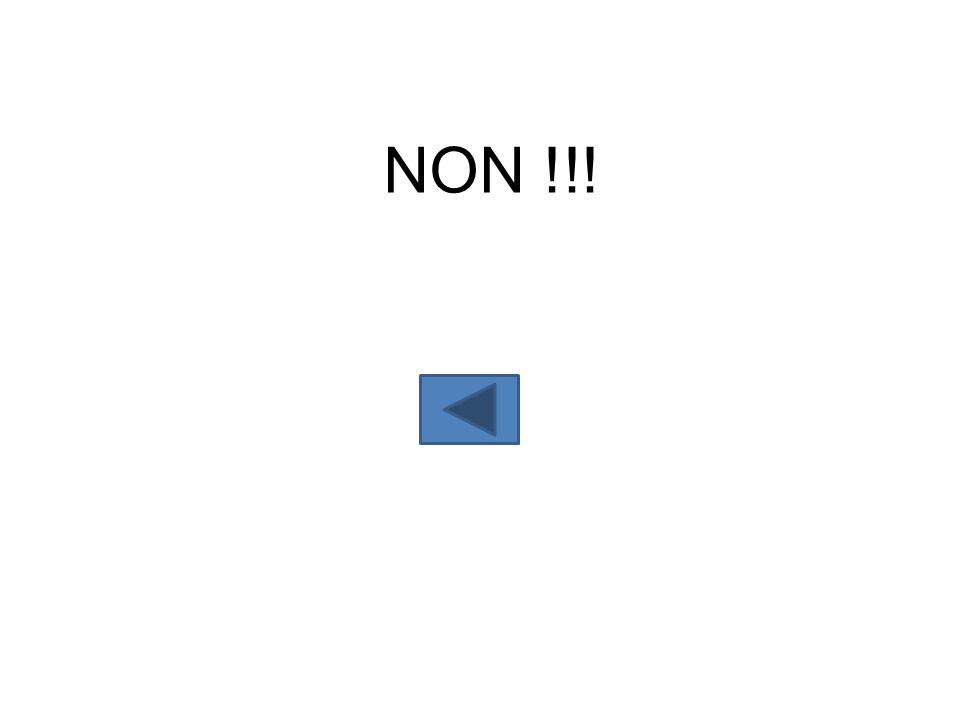 NON !!!
