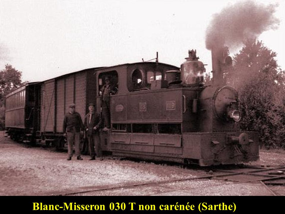 Blanc-Misseron 030 T non carénée (Sarthe)