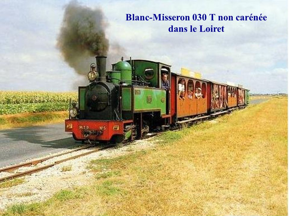 Blanc-Misseron 030 T non carénée dans le Loiret