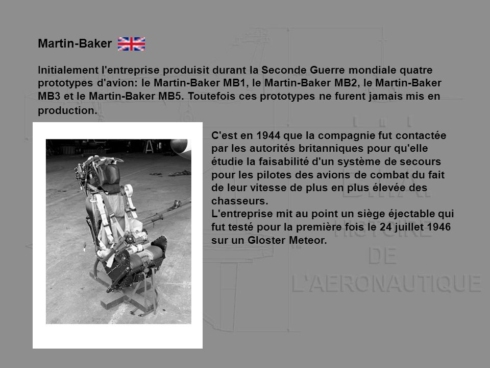Martin-Baker
