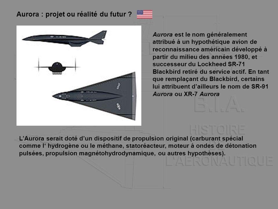 Aurora : projet ou réalité du futur