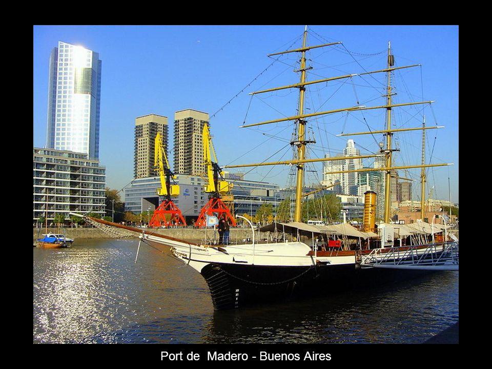 Port de Madero - Buenos Aires